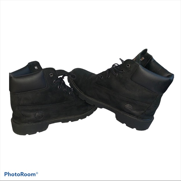Timberland Shoes | Black Boots Size 5